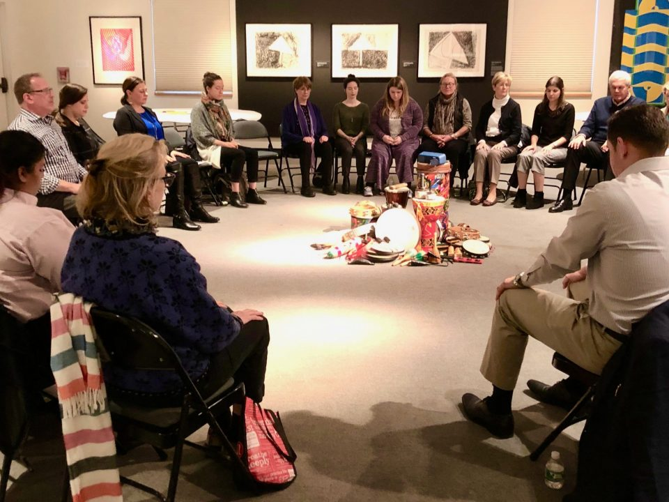 Creative Arts Therapy Workshop